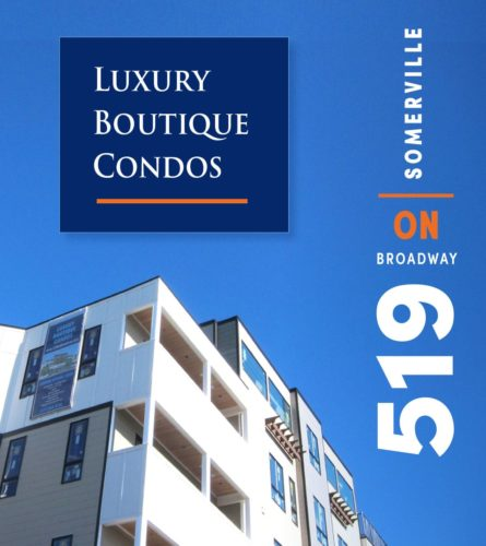 Condos for Sale at 519Broadway Somerville, MA